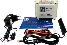 GSM-модуль ZONT H-1B для управления котлами Baxi в Заокском